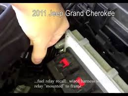 2011 grand cherokee fuel relay recall cheap tipm chrysler fix