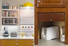 kitchen in a cupboard survey small electrics on the counter or in a cupboard kitchn