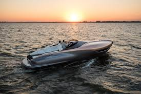 lexus v8 in boat lexus sport yacht concept shows that car designers have fantastic