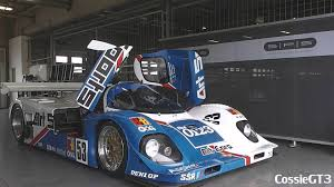 jagermeister porsche 962 porsche 962 group c sound start up idle u0026 fly bys youtube