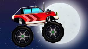 monster truck videos for kids youtube childrens monster truck videos teaching numbers to number counting
