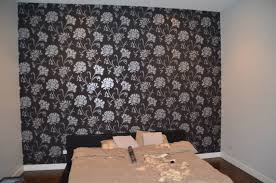 logan square wallpaper accent wall windy painters chicago inc