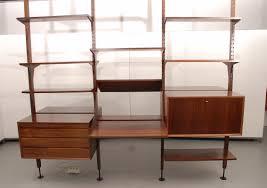 vintage room divider cadovius royal system roomdivider palisander ikwoon
