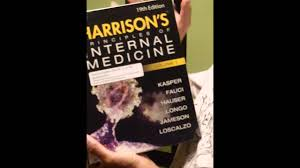 unboxing the harrisons internal medicine books youtube