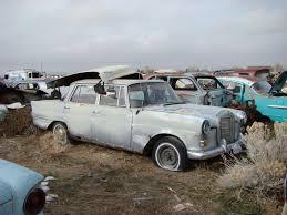 1961 renault dauphine hillman husky ran when parked