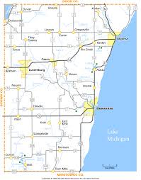 Colorado Map Of Counties by Kewaunee County Wisconsin Map
