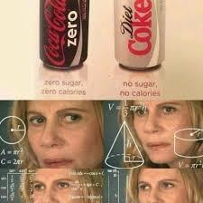 Diet Coke Meme - conspiracy