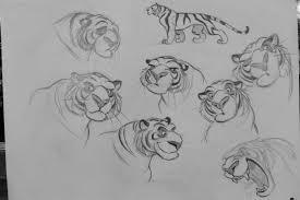 animation design drawings art aaron blaise