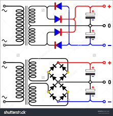 component dual power supply project circuit pdf voltage