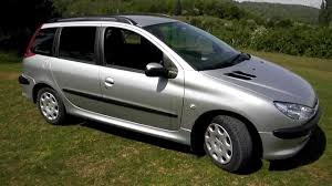 peugeot 4 by 4 2005 peugeot 206 1 4 hdi sw youtube