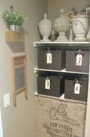 Country Laundry Room Decor by 24 Best Laundry Room Redo Images On Pinterest The Laundry Room