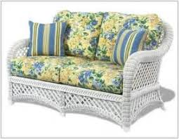 Reupholster Patio Furniture Cushions by Wicker Patio Furniture Replacement Cushions Outdoor