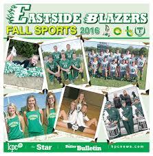 Hit The Floor Churubusco - eastside blazers fall sports 2016 by kpc media group issuu