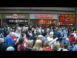 devonshire mall flash mob in ontario