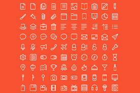free download 440 line u0026 solid icons psd eps sketch designbeep