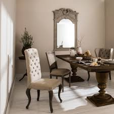 Linen Dining Chair Dining Chairs One World