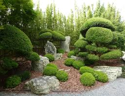 japanese garden design for having a beautiful garden garden