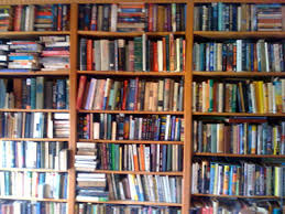 the endless bookshelf simply messing about in books by henry