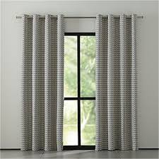 curtains for your whole home crate and barrel