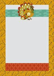thanksgiving menu template free thanksgiving party printables set 2 second chance to dream