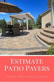 Patio Paver Base Calculator Patios Paver Calculator And Price Estimator Driveways Patios And