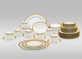 thanksgiving china sets noritake crestwood gold 50 piece dinnerware set service for 8