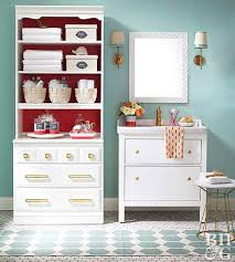 cheap bathroom storage ideas easy budget bathroom storage