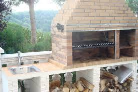 Outdoor Brick Fireplace Grill by Resultado De Imagen De Parrilla Argentina Hornos Y Asadores