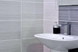 Light Grey Tiles Bathroom Bct09856 Willow Light Grey 248x398mm Bathroom Wall Tile By Bct