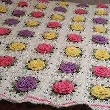 free pattern granny square afghan crochet rose granny square afghan free pattern crochet for