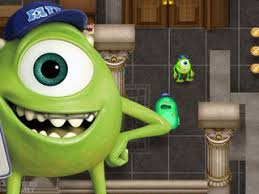 monsters university games disney games uk