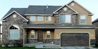adding stone for your house exterior design 55designs