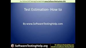 Effort Estimation Template For Software Development by Test Estimation Techniques A Step By Step Process Software