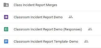school incident report template school wide classroom incident report workflow hansen s link to tech