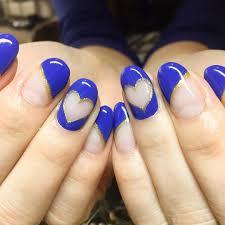 nail art design on tv best nail 2017 baby blue nail art easy way