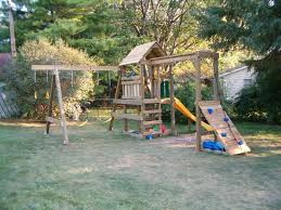 the battle for backyard play structure with pics warhammer