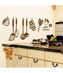 stickerskart wall decals stylish kitchen design wall sticker buy stickerskart wall decals stylish kitchen design wall sticker