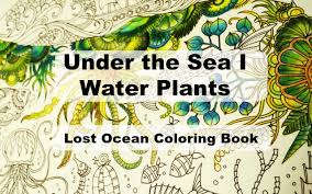 under the sea coloring book review under the sea coloring pages