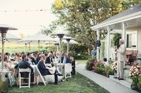 Wedding In Backyard by Wedding In Vine Hill House California By Anne Claire Brun