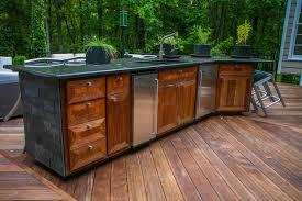 outside kitchen cabinets best outdoor kitchen cabinets stunning modern interior ideas with