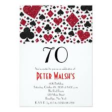 120 best casino birthday party invitations images on pinterest