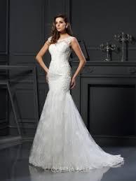 cheap mermaid trumpet wedding dresses uk 2018 queenabelle uk 2018