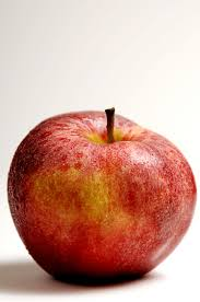 free picture apple beautiful red skin speckled shades