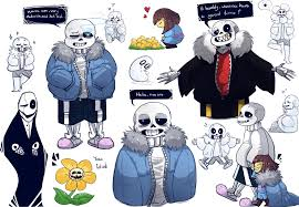 sans the skeleton by jellyjellatin undertale a time by the on deviantart