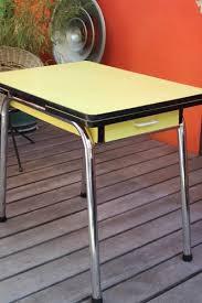 table de cuisine formica table cuisine vintage table de cuisine et ses chaises vintage
