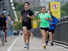 nissan canada office of the president canada justin trudeau mexico pena nieto jogging business insider