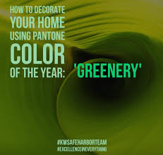 how to decorate your home using pantone color of the year