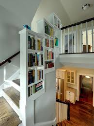 Houzz Bookcases Bookshelf Railing Houzz