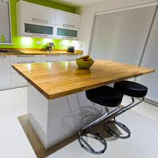 solid wood kitchen cabinets quedgeley creating a kitchen breakfast bar using solid wood