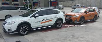 crosstrek subaru colors spied subaru xv crosstrek adds bodykit u2013 rm143k image 522719